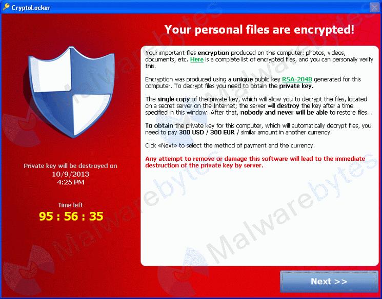 Ransom Viruses