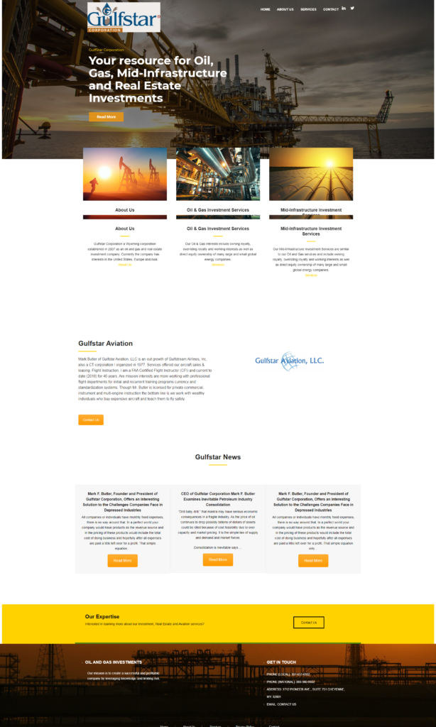 GulfstarCorporation.com